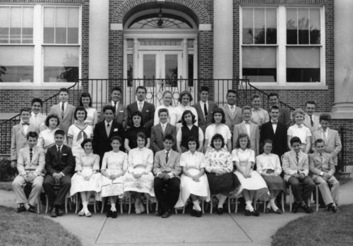 Stiles School, 1958