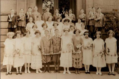 Union School, 1924