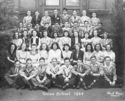 Union School, 1944