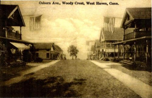 Osborn Avenue - Woody Crest